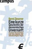 Cover - Eine kurze Geschichte der Unvernunft