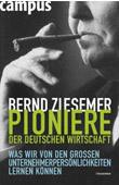 Cover - Pioniere der Deutschen Wirtschaft